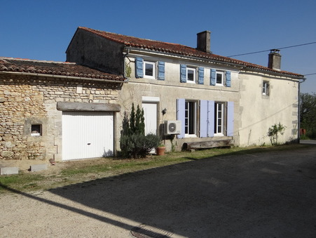 Maison sur Burie ; 169600 € ; Vente Réf. 460A