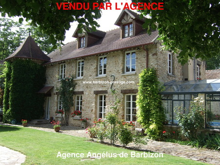 vente maison BARBIZON 1295000 €