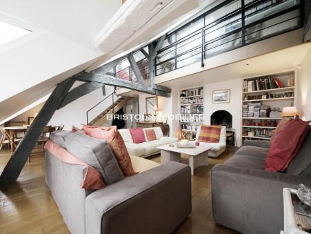 A vendre appartement Paris 5eme Arrondissement 75005; 1530000 €