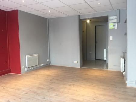 location local LIMOGES 27m2 285€