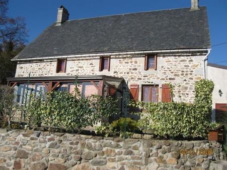 vente maison USSEL 0m2 197000€