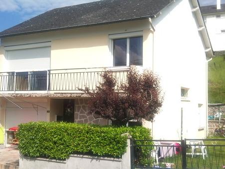 vente maison USSEL 145600 €