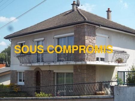vente maison USSEL 178m2 198550€