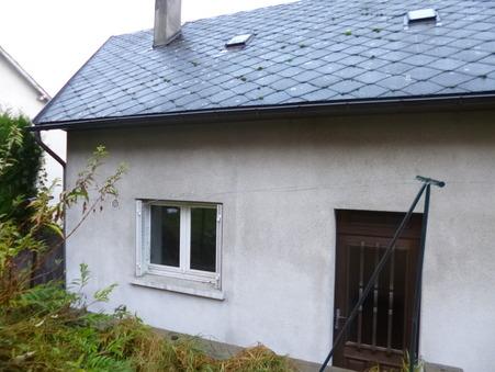 vente maison USSEL 81m2 74500€