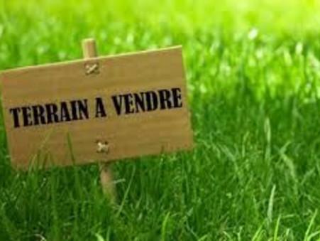 Terrain 38000 € Réf. 291 Saintes