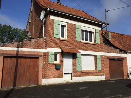 Maison sur Hesdin ; 600 €  ; A louer Réf. ACI42