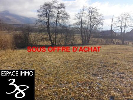 Vente terrain 60000 €  Pierre Chatel