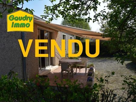 Vente maison CHEUGE 81 m²  115 000  €