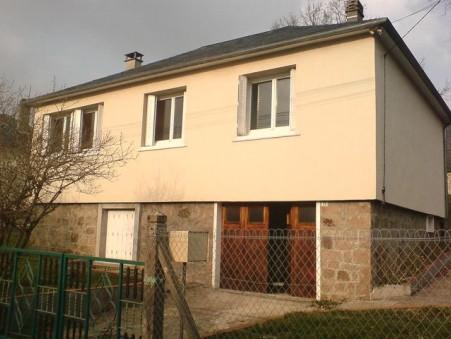 location maison MEYMAC 70m2 442€
