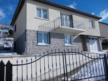 vente maison USSEL 120m2 113400€