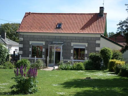 Location maison Hesdin 62140; 591 €