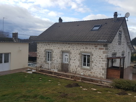 vente maison USSEL 0m2 187784€