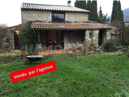 Vente maison LA BEGUDE DE MAZENC 90 m²  162 000  €
