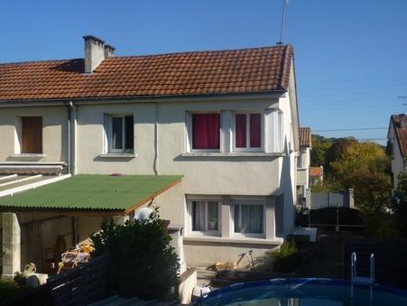 vente maison COULOUNIEIX CHAMIERS 100m2 123050€