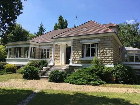 vente maison LE VESINET 250m2 1470000€