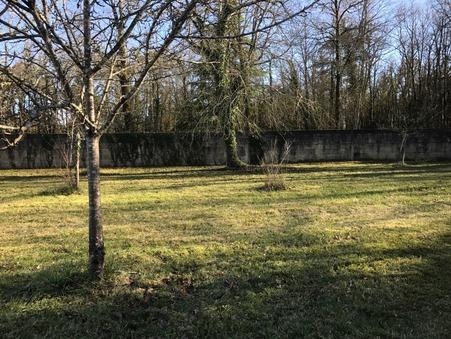 vente terrain VOEUIL ET GIGET 60000 €