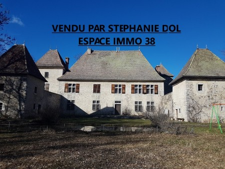 Achat chateau Monestier de Clermont Réf. DS 1174g