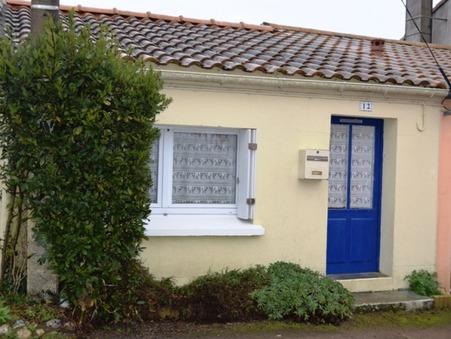 vente maison LA BERNERIE EN RETZ 113000 €
