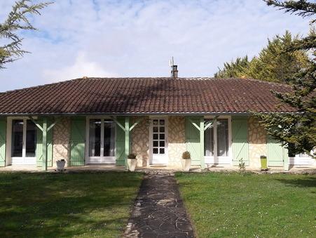 vente maison CHAMPNIERS 210000 €