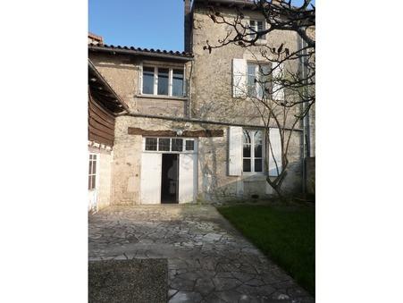 Vente Maison SAINT-CLAUD Réf. 1453-18 - Slide 1