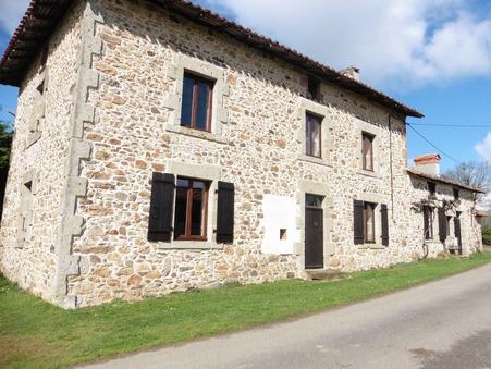 Vente Maison Massignac Réf. 1407-18 - Slide 1