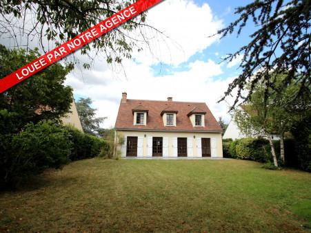location maison CROISSY SUR SEINE 170m2 3800€