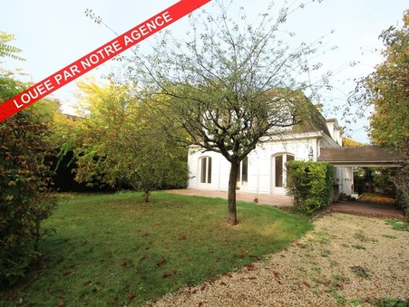 location maison LE VESINET 225m2 3950€