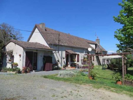 vente maison ST SEINE 150m2 126500€