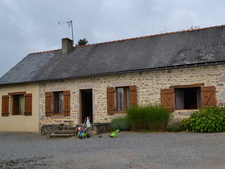 vente maison LUZY 100m2 127200€