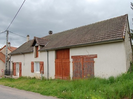 vente maison LUCENAY L EVEQUE 65m2 47000€