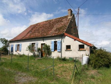 vente maison LA NOCLE MAULAIX 85m2 35000€