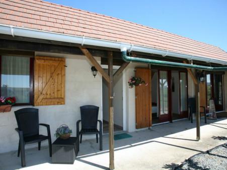 vente maison LANTY 43m2 69000€