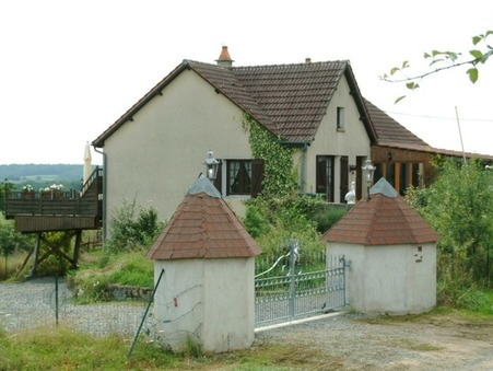 vente maison LANTY 90m2 126500€