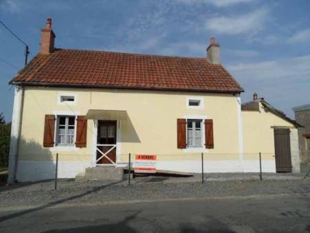 vente maison TERNANT 85m2 62500€