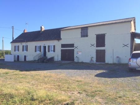 vente maison LUZY 82m2 111500€