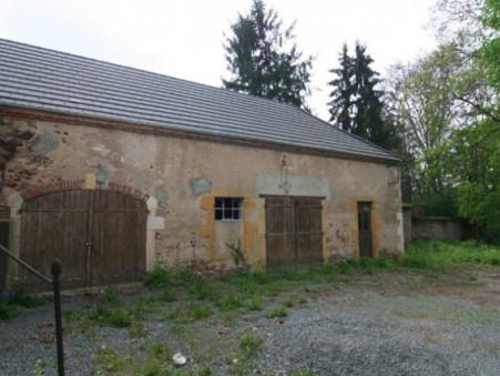 vente maison BOURBON LANCY 149m2 55500€