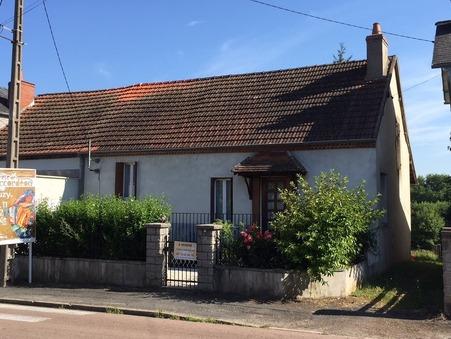 vente maison LUZY 64m2 55500€