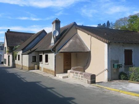 vente maison BOURBON LANCY 192m2 169600€