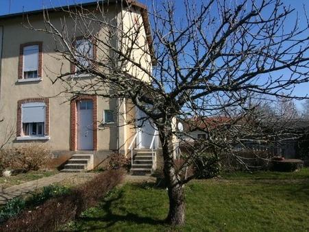vente maison CHALMOUX 16500 €