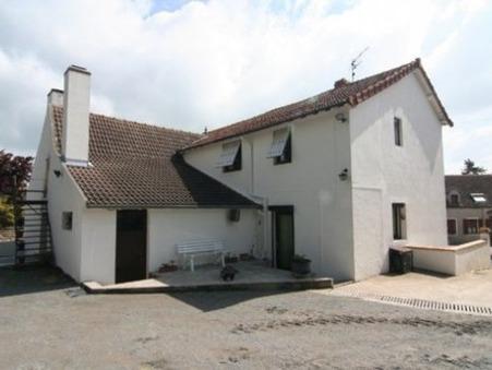 vente maison VITRY SUR LOIRE 199m2 169000€