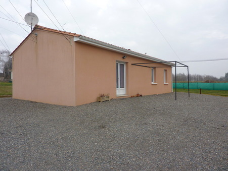 Vente Maison MONTEMBOEUF Réf. 1158-17 - Slide 1