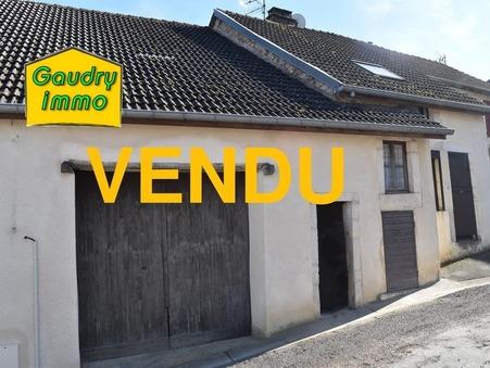 vente maison SAULX LE DUC 80m2 48000€