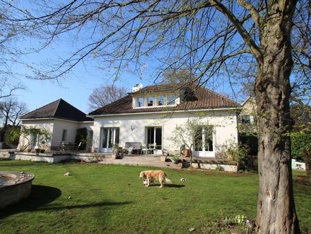 vente maison LE VESINET 200m2 1390000€