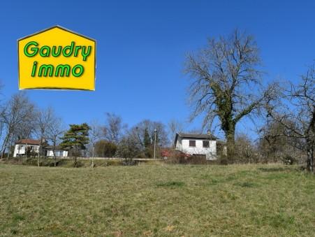 Achat terrain Vaux sous aubigny 1310 m² 22 000  €