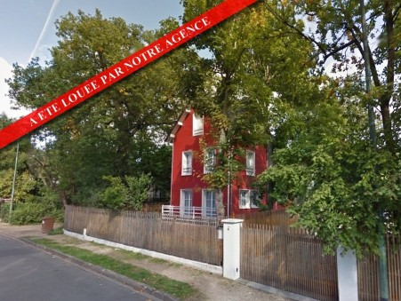 location maison LE VESINET 150m2 3600€