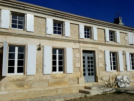 vente maison CHAMPNIERS 322000 €