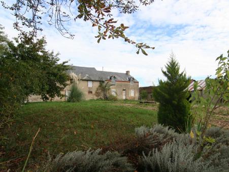 vente maison CHALMOUX 0m2 65400€