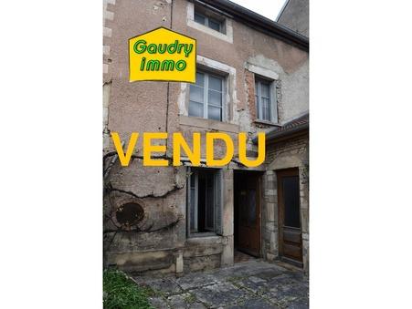 vente maison SELONGEY 150m2 33000€