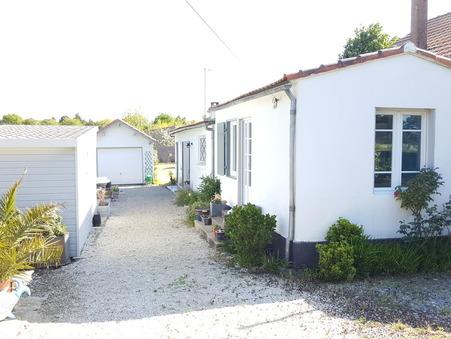 A vendre maison LES MOUTIERS EN RETZ 63 m²  179 500  €