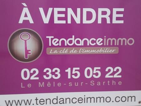 A vendre terrain Le Mele sur Sarthe 61170; 24999 €